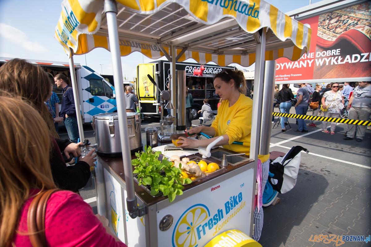 I Festiwal Smaków Food Tracków  Foto: lepszyPOZNAN.pl / Piotr Rychter