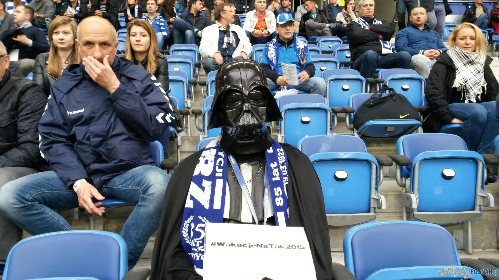 Vader na stadionie miejskim  Foto: Stowarzyszenie Na Tak