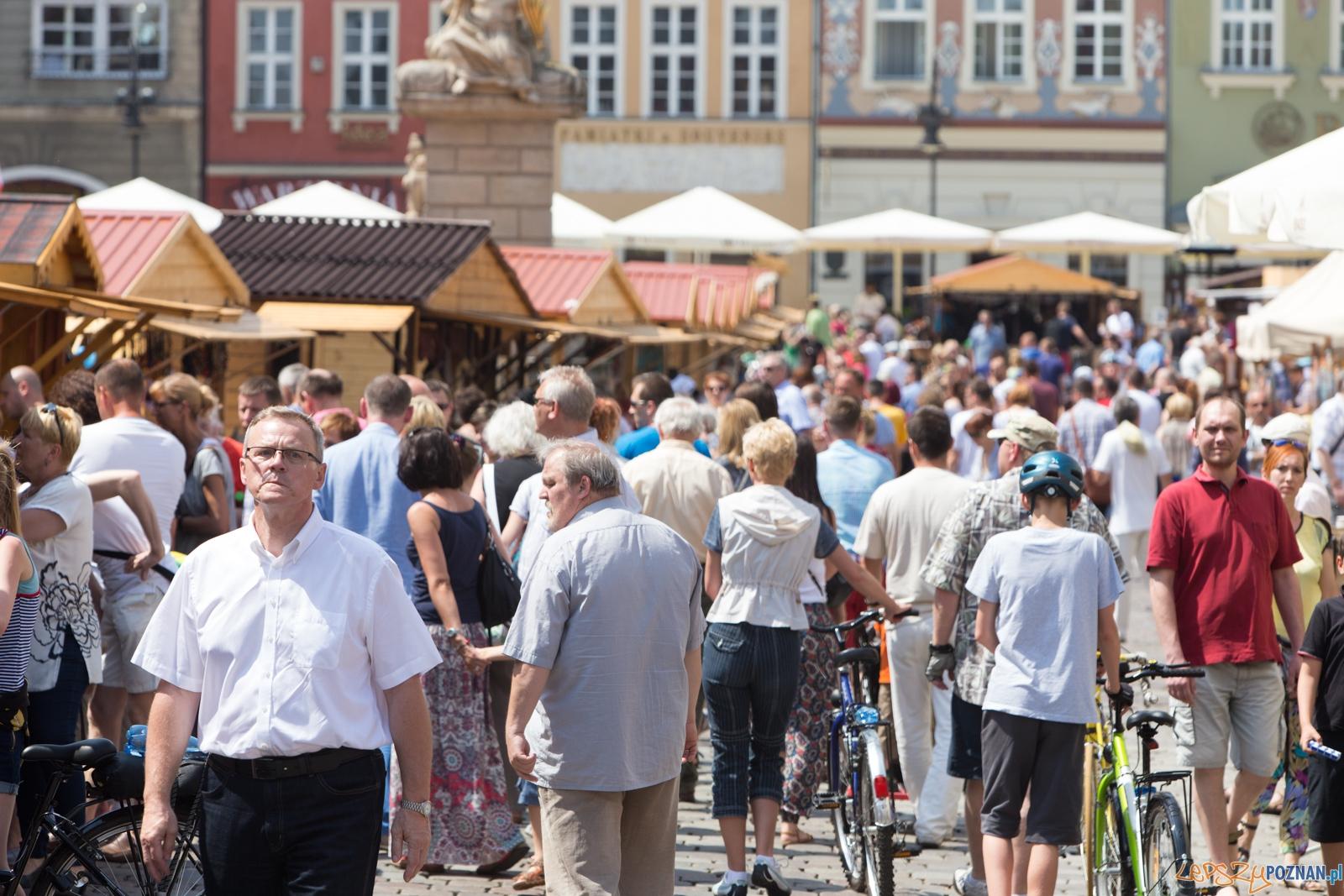 Jarmark Świętojański  Foto: lepszyPOZNAN.pl /Piotr Rychter