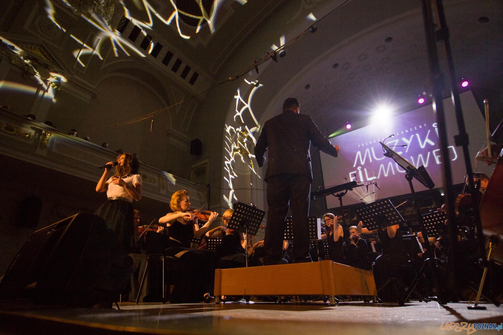 Koncert muzyki filmowej  Foto: lepszyPOZNAN.pl / Piotr Rychter