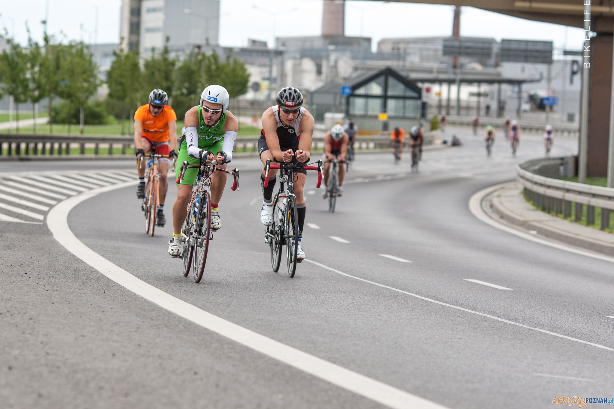 Trasa rowerowa  Foto: Krystian Maciejczyk/BikeLife.pl