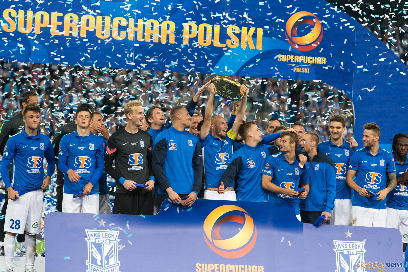 Superpuchar polski 2015 - Lech Poznań - Legia Warszawa  Foto: lepszyPOZNAN.pl / Piotr Rychter