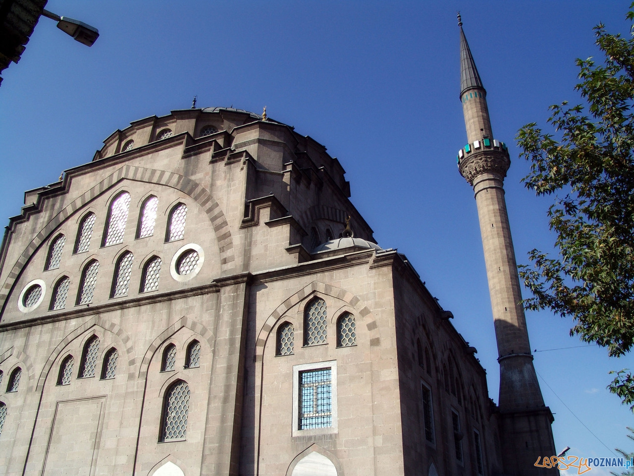 Turcja, meczet w Kayseri  Foto: sxc / Murat Cokal