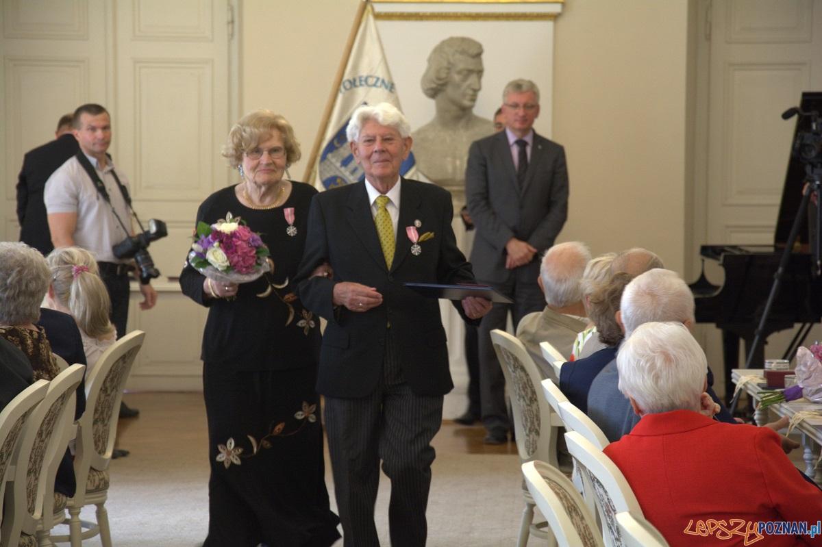 Brali ślub 60 lat temu, teraz ponownie się wzruszali  Foto: