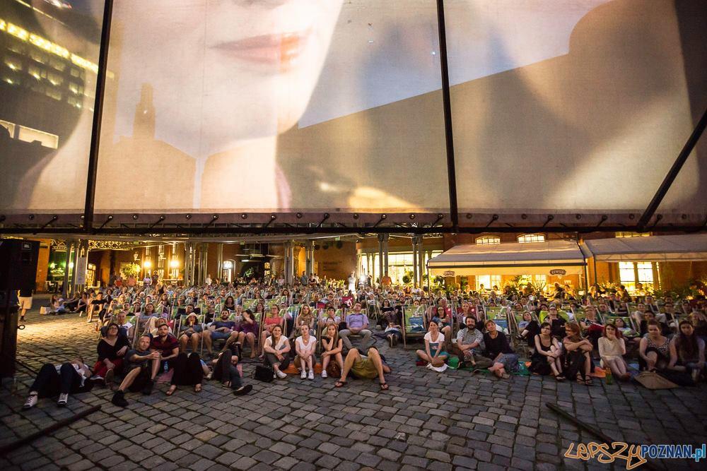 Kino na Dziedzińcu Sztuki  Foto: Stary Browar