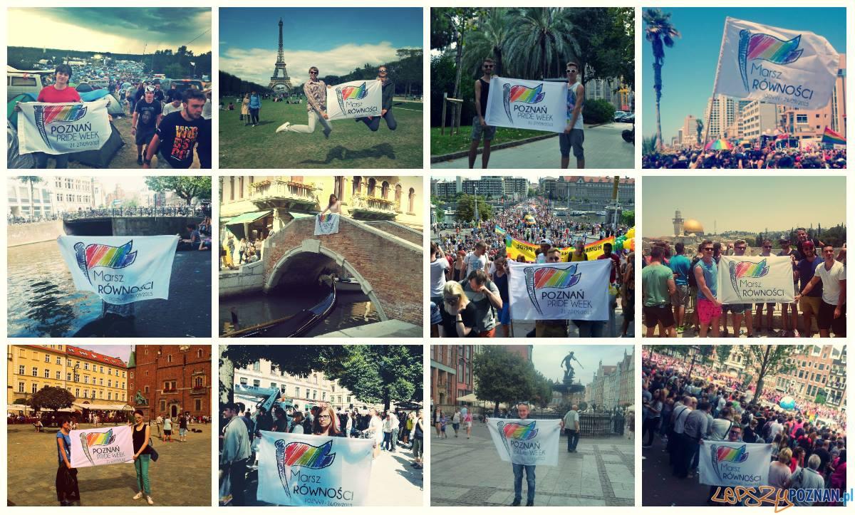 Marsz Równości w Poznaniu  Foto: Grupa Stonewall / facebook