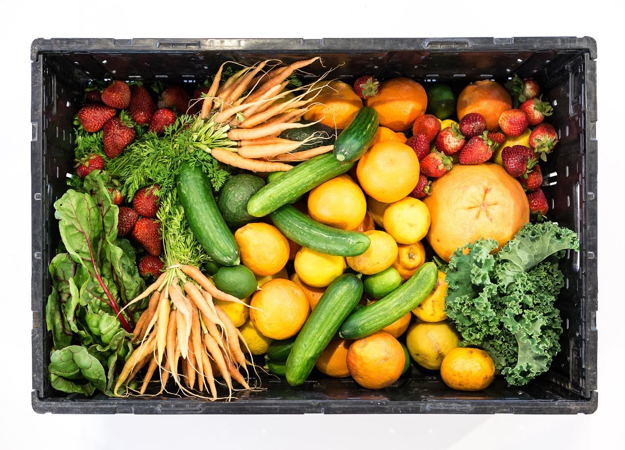 Odporność na widelcu - zbilansowana dieta i witaminy  Foto: materiały informacyjne Body Chief