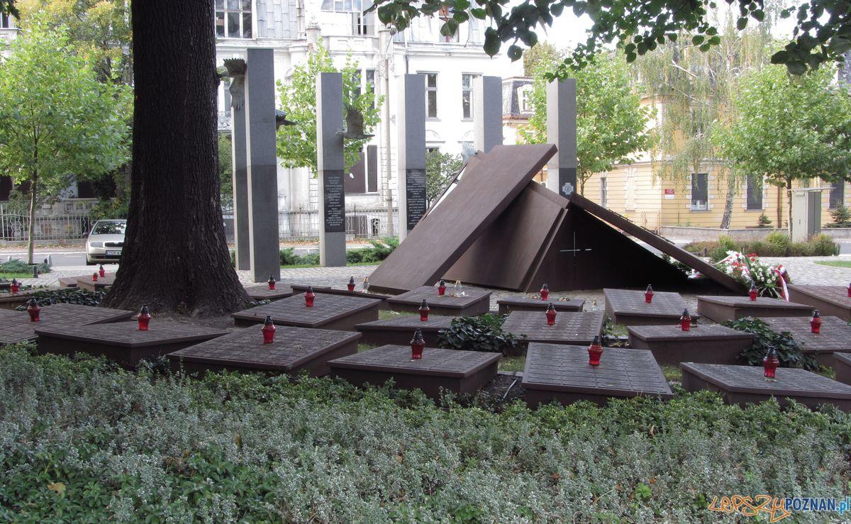 Pomnik Polskiego Państwa Podziemnego  Foto: cc/wikipedia