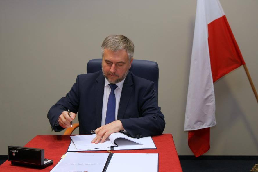 Marek Woźniak  Foto: fb / Marek Woźniak