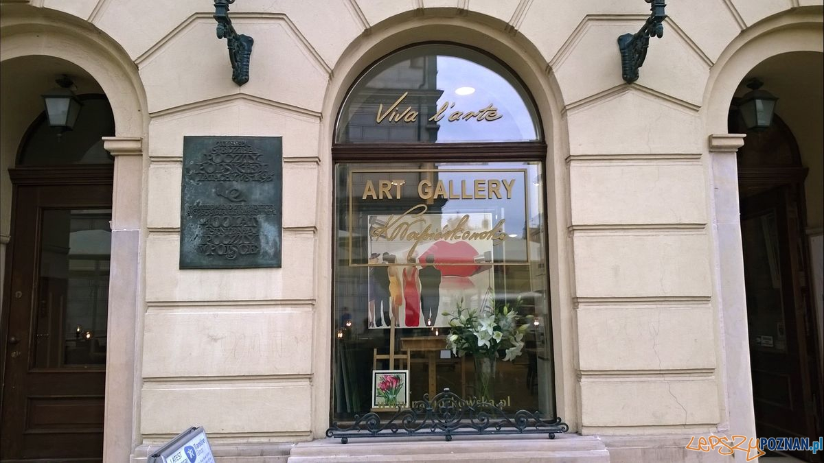 Galeria Katarzyny Napiórkowskiej - Stary Rynek  Foto: TD