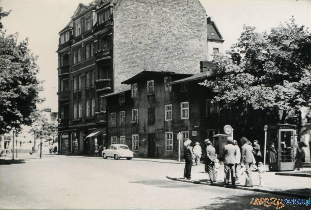 1975 Wierzbiecice od Czajczej  Foto: MKZ