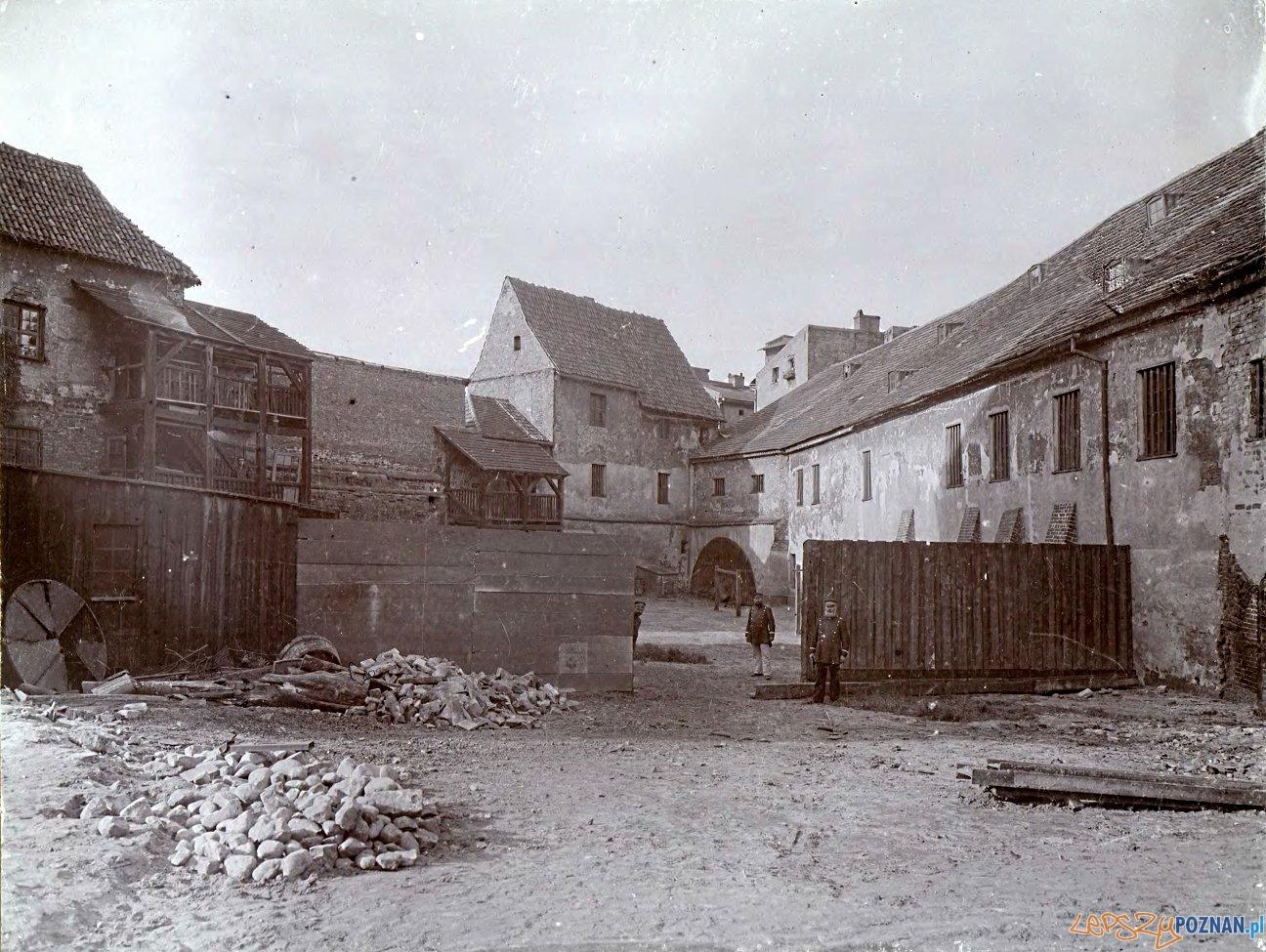 Klasztor Katarzynek Masztalarska (5) 1898  Foto: