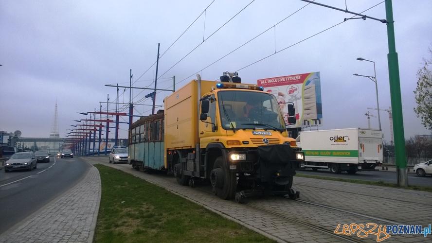 Transport bimby  Foto: Marcin Jurczak / KMPS