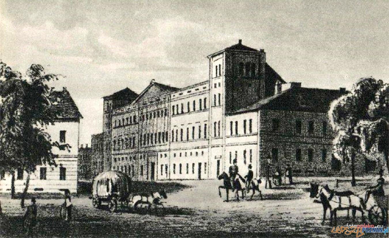 Hotel Bazar – 1842-48