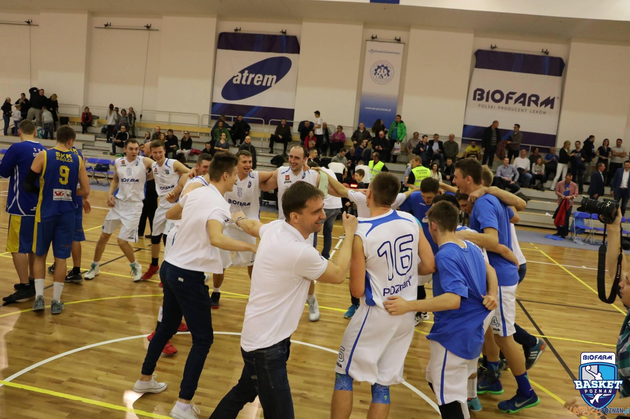 Biofarm Basket - drżyna przełamała serię porażek  Foto: materiały prasowe