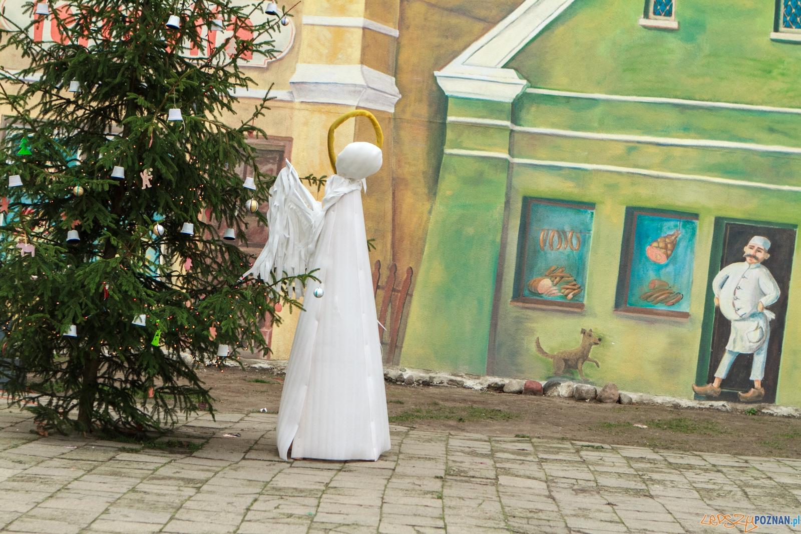 Anioły zawitały na Śródkę  Foto: LepszyPOZNAN.pl / Paweł Rychter