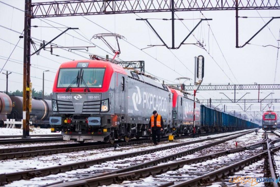 Nowa lokomotywa  Foto: