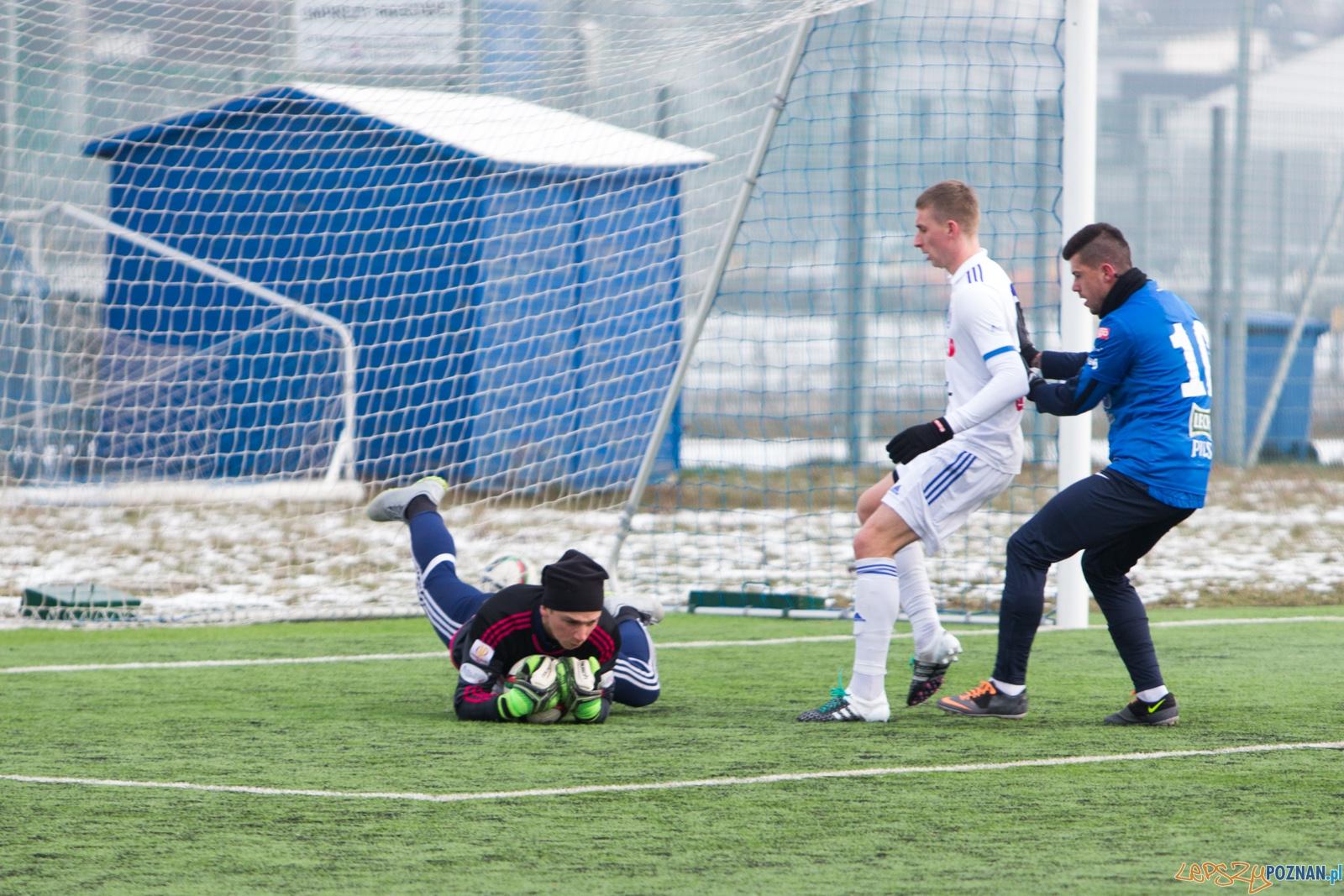Mecz kontrolny: Lech Poznań - Wigry Suwałki  Foto: lepszyPOZNAN.pl / Piotr Rychter