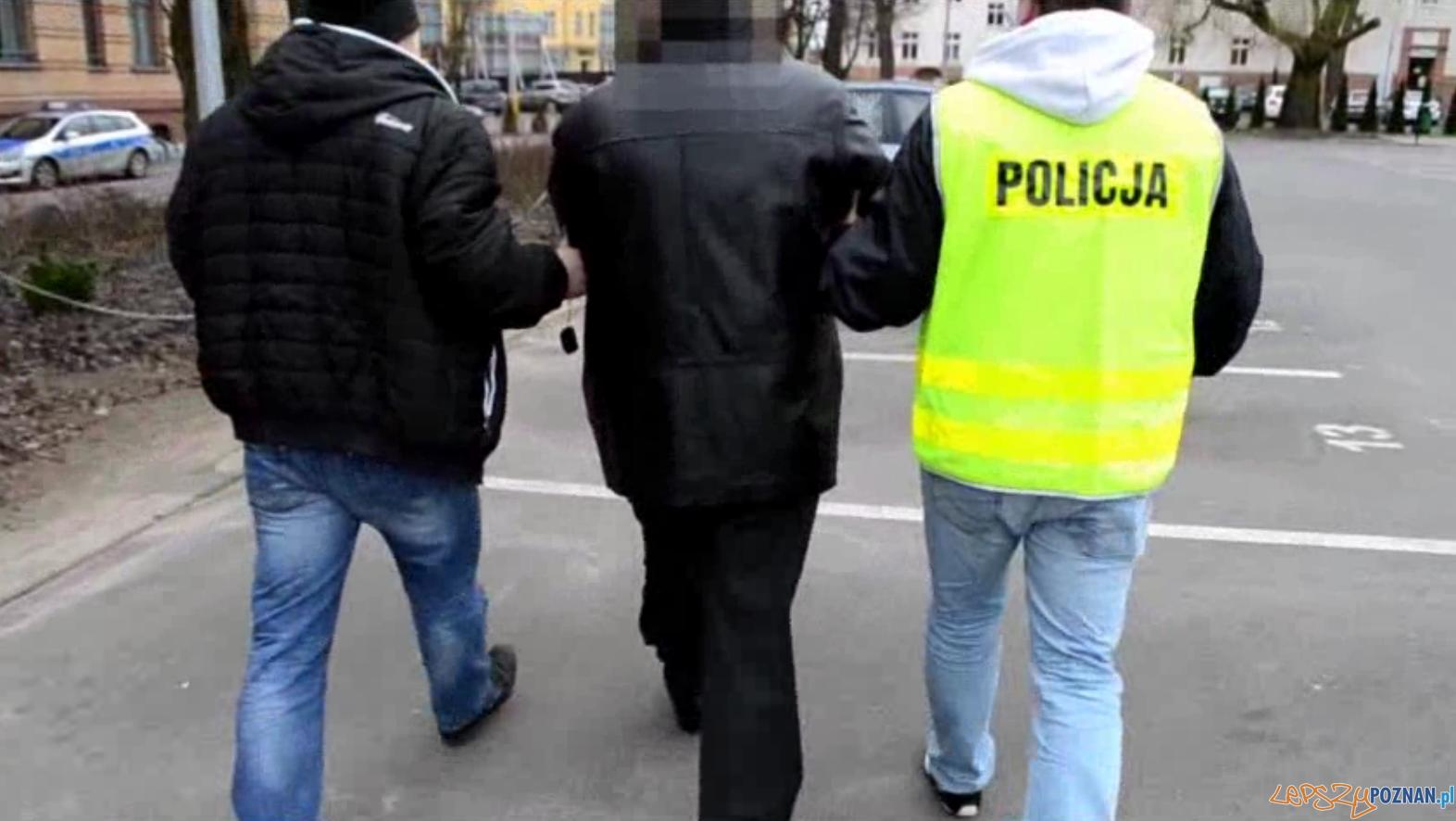 Okradali starsze osoby metodą na...  Foto: KWP w Poznaniu