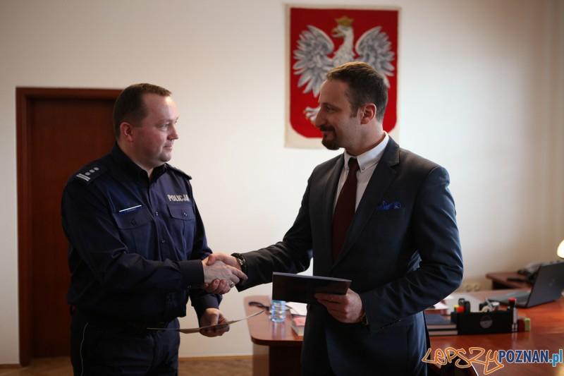 Porozumienie Policji z Pogotowiem Ratunkowym  Foto: KWP w Poznaniu