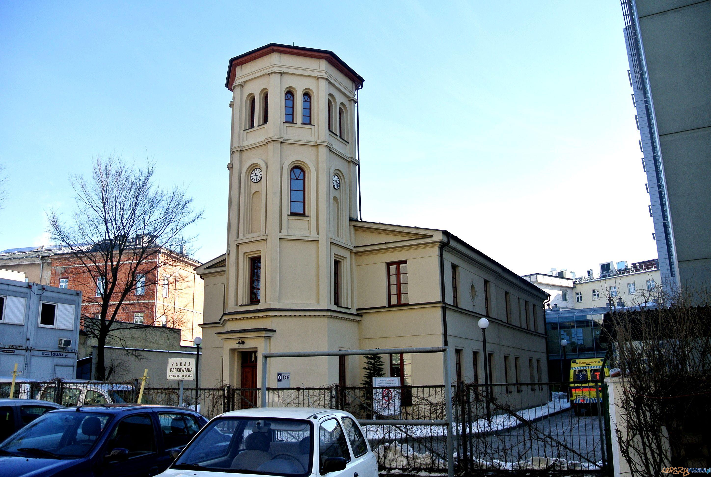Kantor Cegielskiego przy Strzeleckiej  Foto: Jan Kaczmarek 22 / poznan.wikia.com