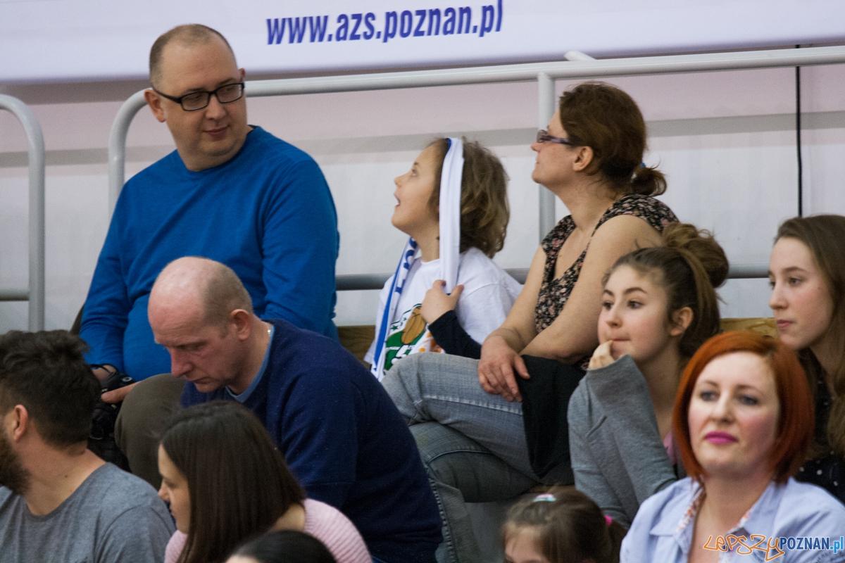 Enea AZS Poznań - Muks II Poznań (6.03.2016)  Foto: © lepszyPOZNAN.pl / Karolina Kiraga