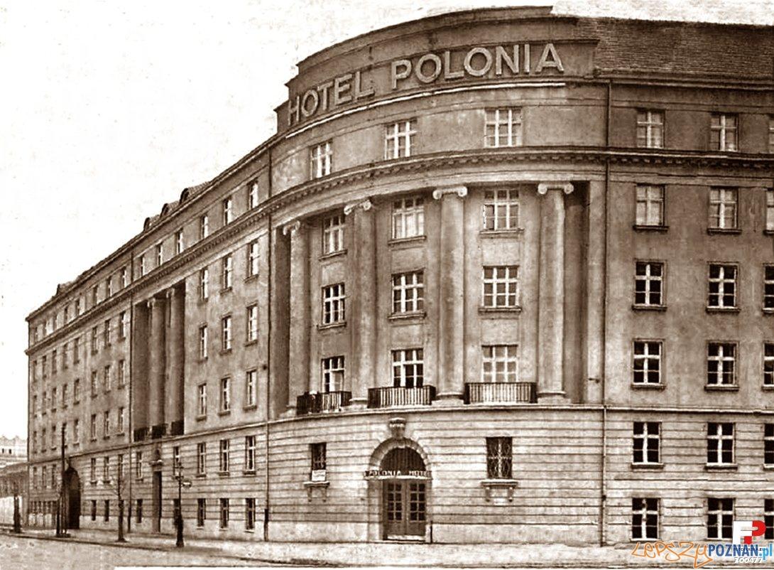 Hotel Polonia  Foto: fotopolska