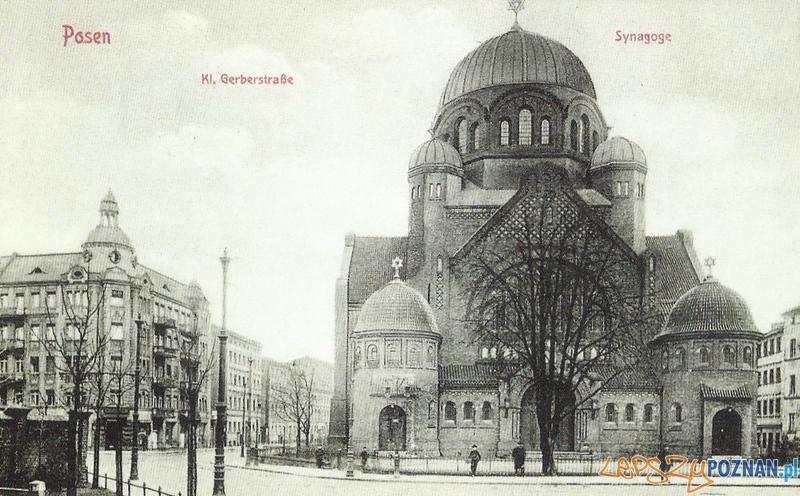 Synagoga w Poznaniu  Foto: