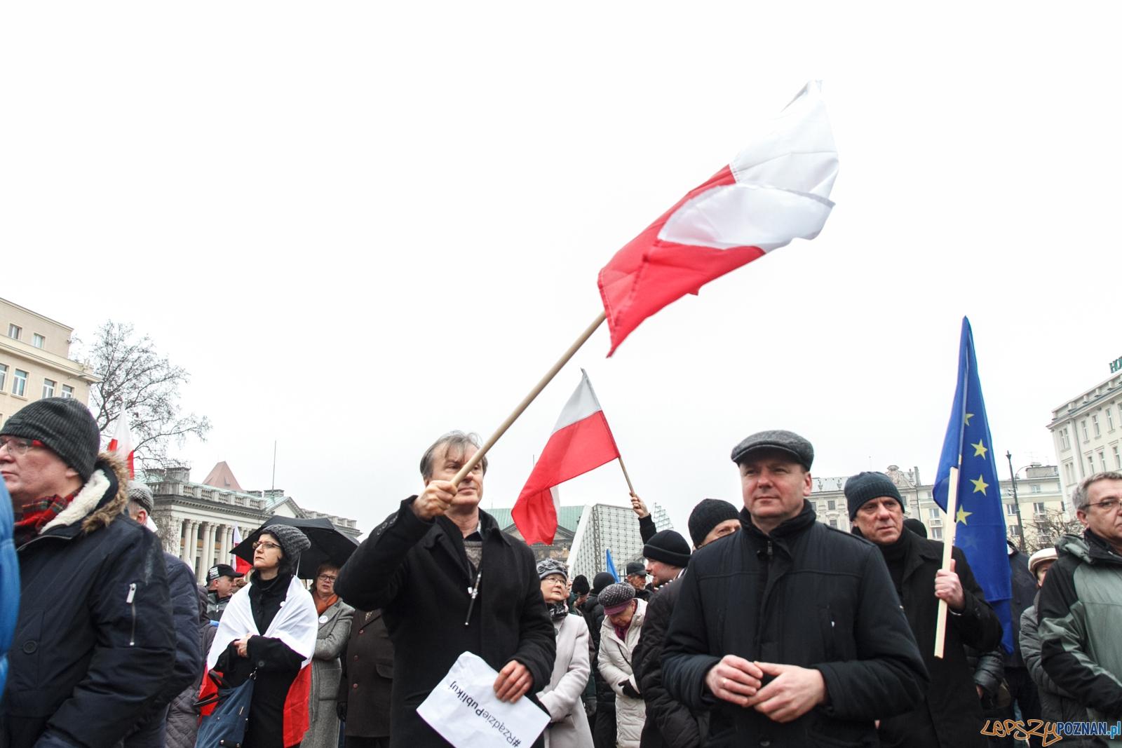 Obrona Ładu Konstytucyjnego, Prawa i Naszej Wolności - Poznań  Foto: LepszyPOZNAN.pl / Paweł Rychter