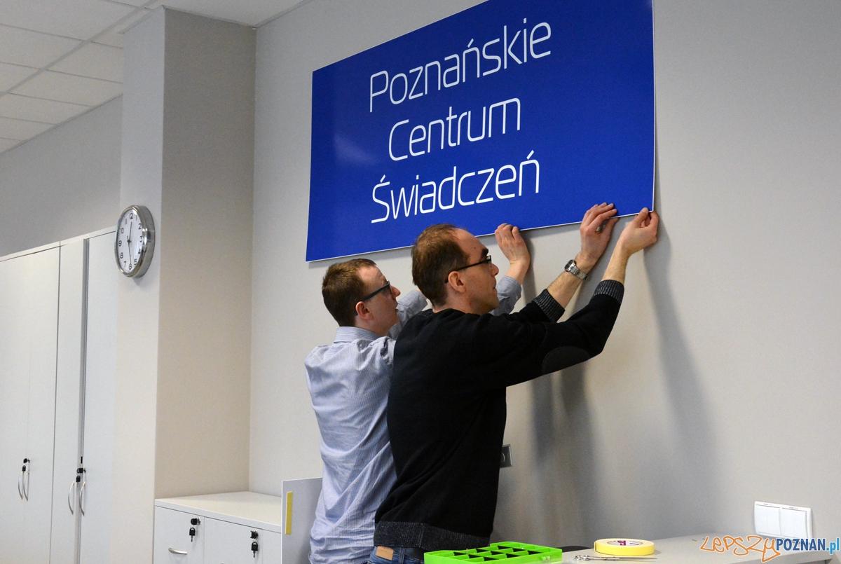 Poznańskie Centrum Świadczeń  Foto: UMP