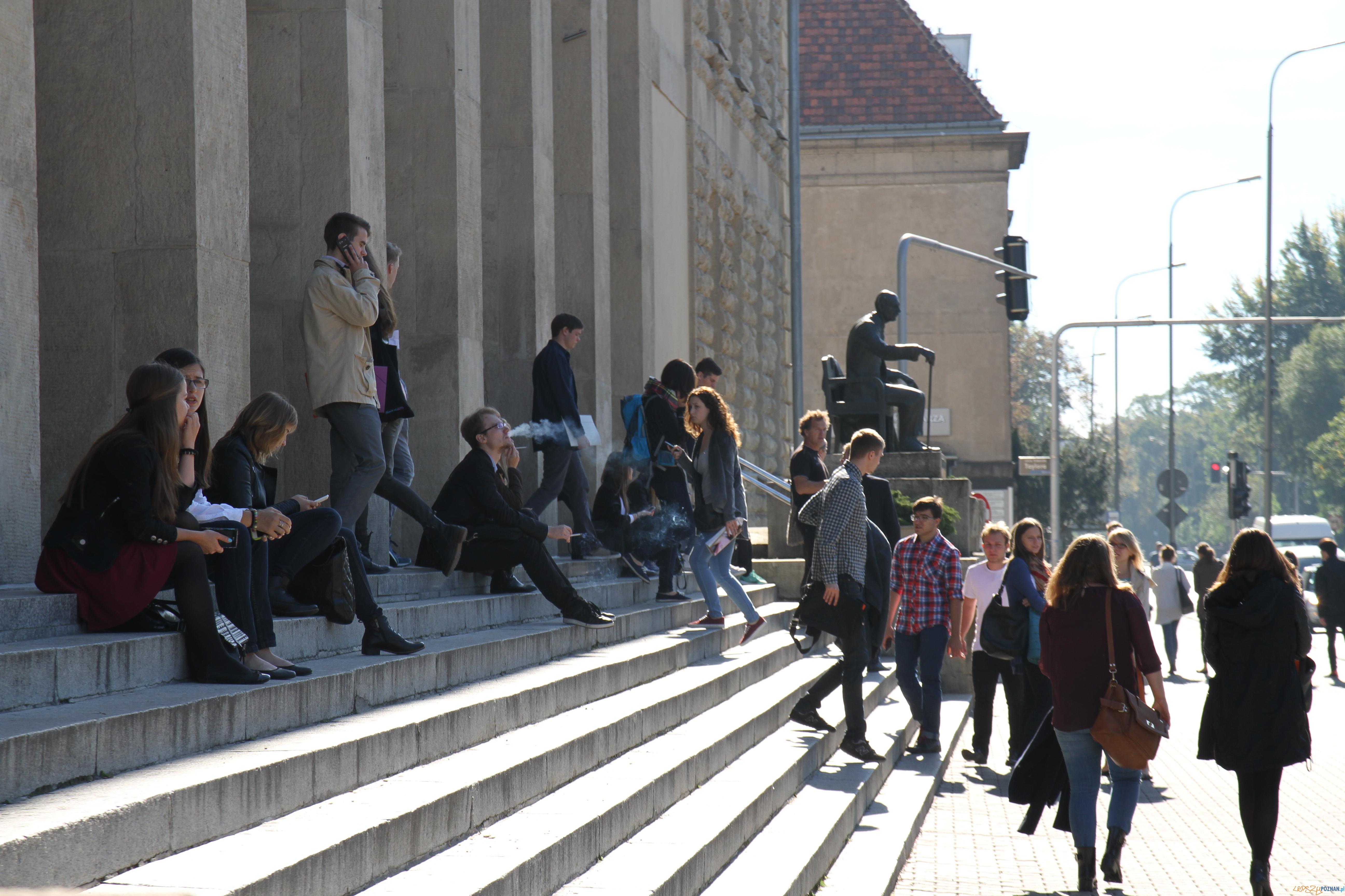 Uniwersytet Ekonomiczy w Poznaniu  Foto: materiały prasowe