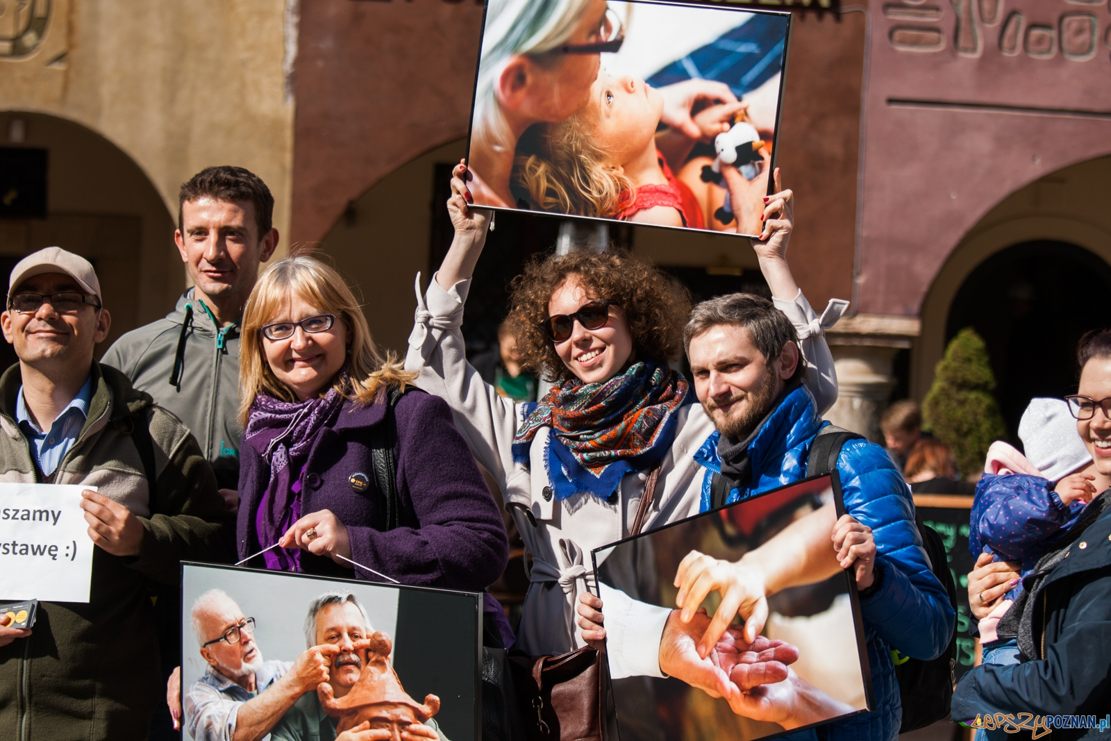 Usłysz nas, zobacz nas (2.04.2016)  Foto: © lepszyPOZNAN.pl / Karolina Kiraga