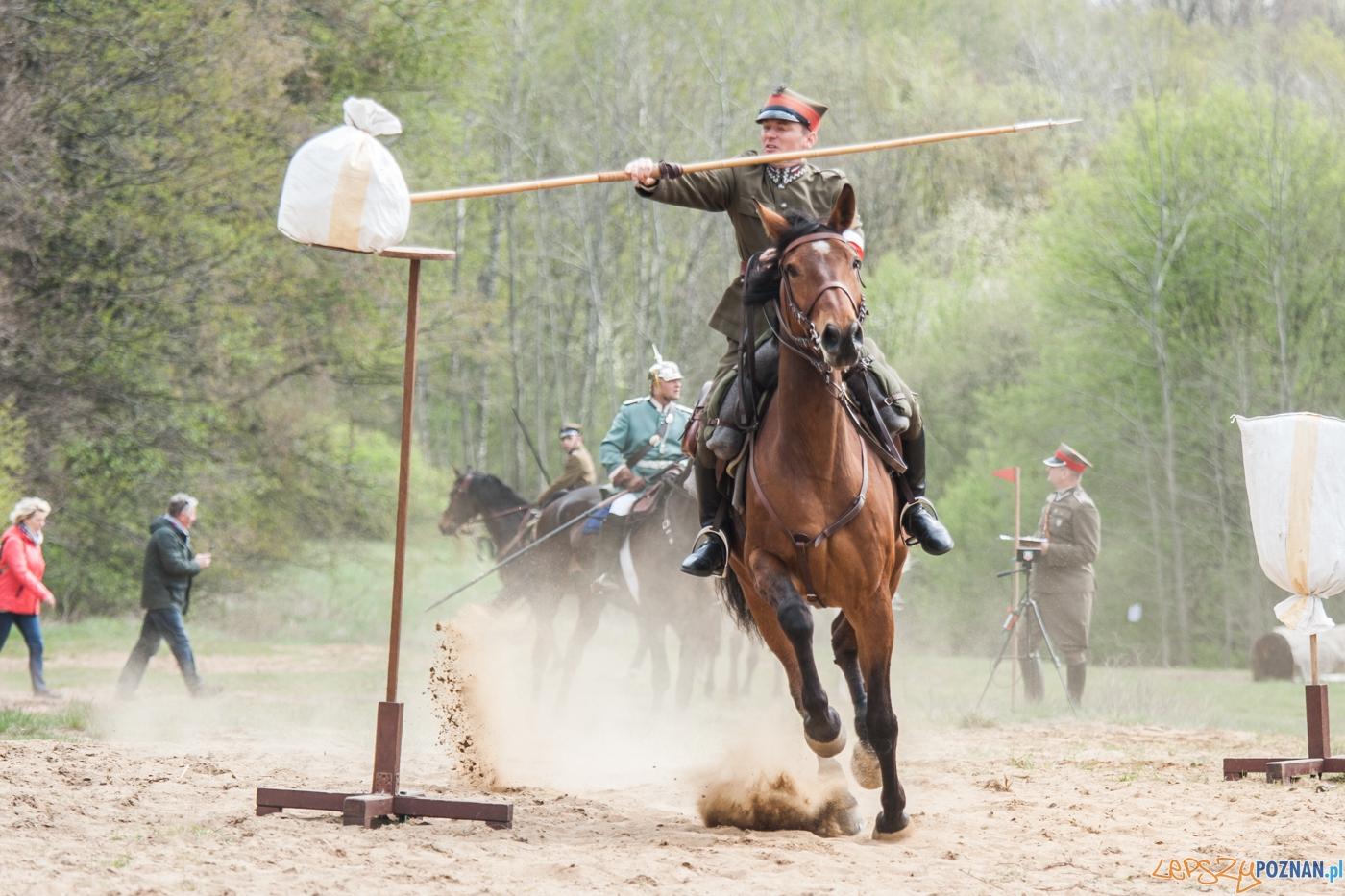 31. Dni Ułana - władanie lancą (23.04.2016) Hipodrom Wola  Foto: © lepszyPOZNAN.pl / Karolina Kiraga