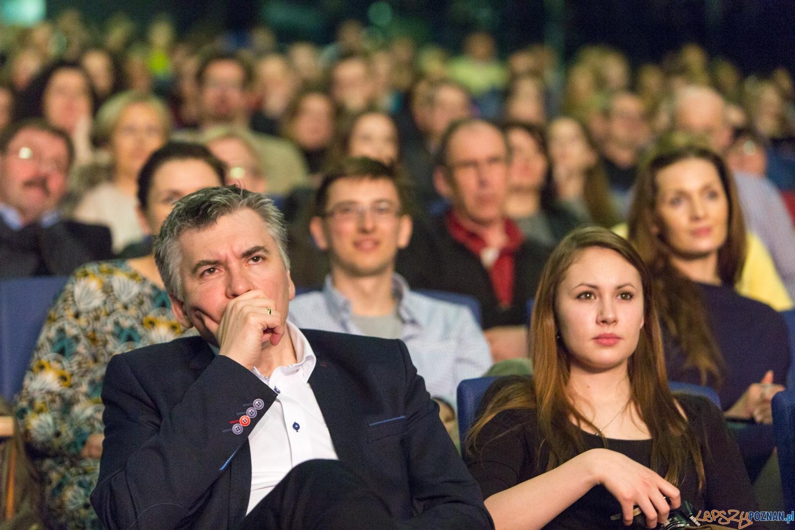 Matt Dusk w Sali Ziemi  Foto: lepszyPOZNAN.pl / Piotr Rychter
