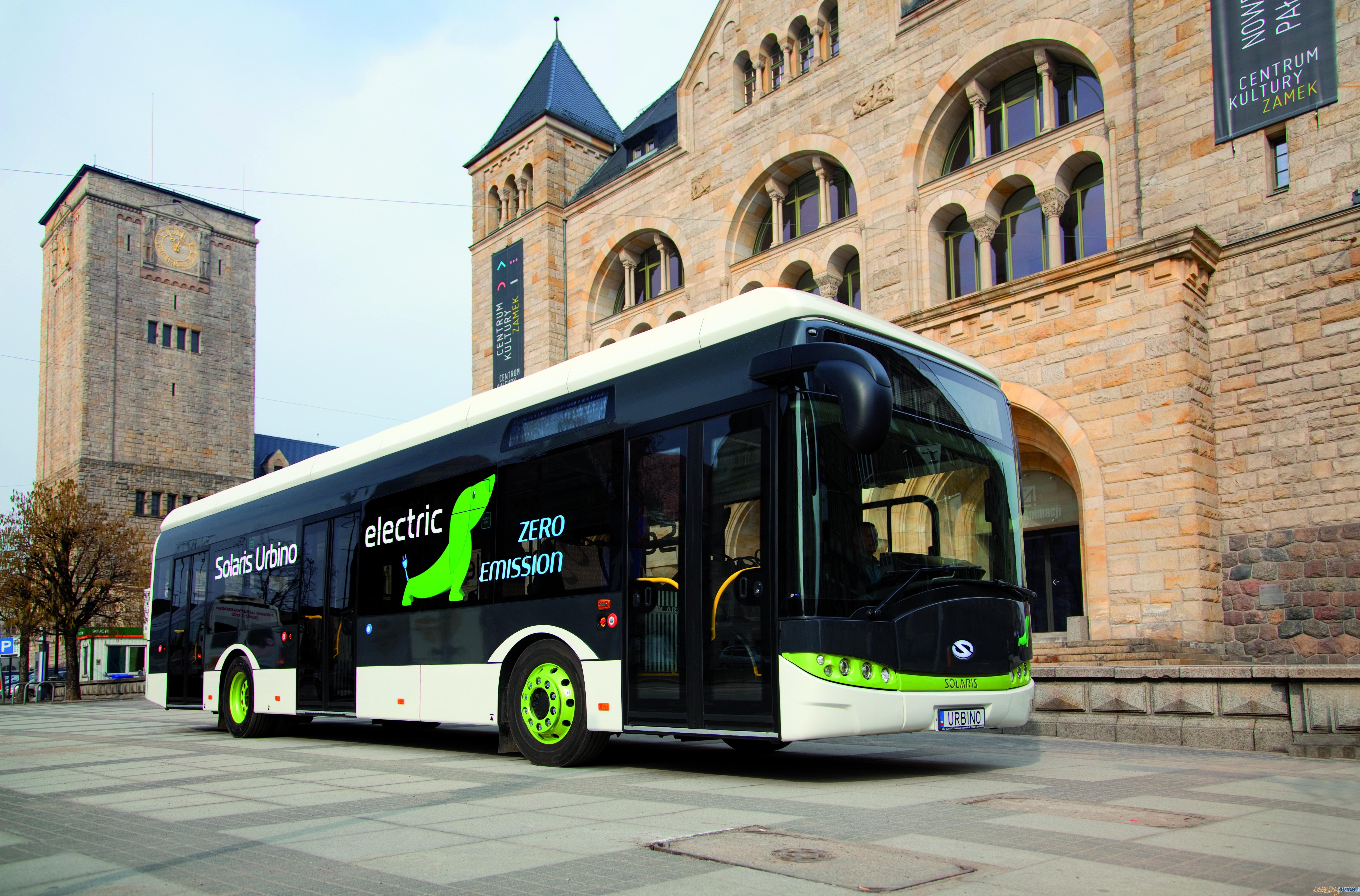 urbino 12 electric  Foto: Solaris Bus & Coach / Marcin Gorgolewski
