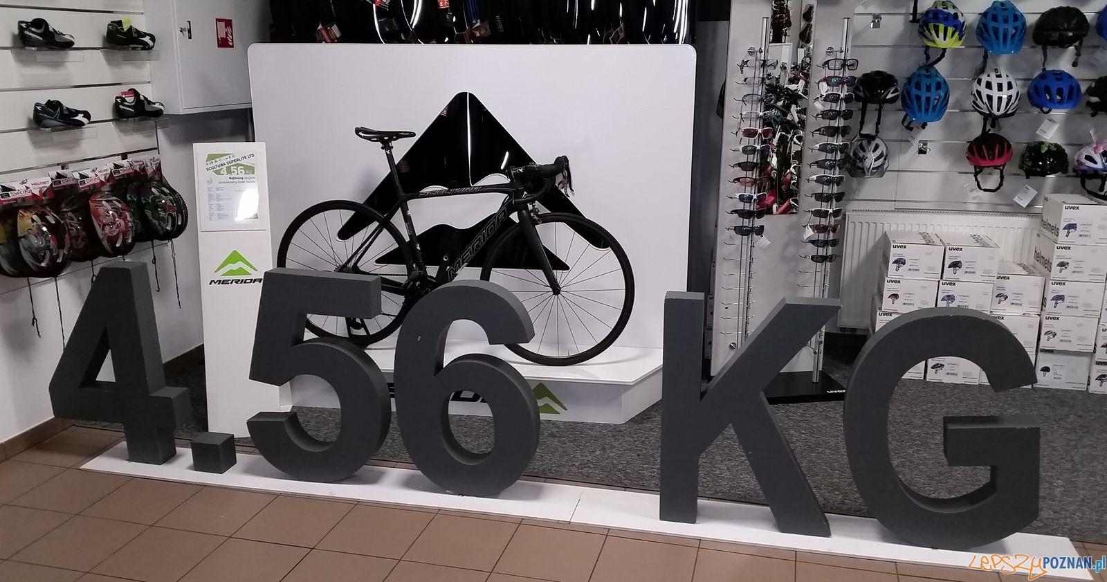 Najlżejszy rower na świecie  Foto: materiały Bike Atelier