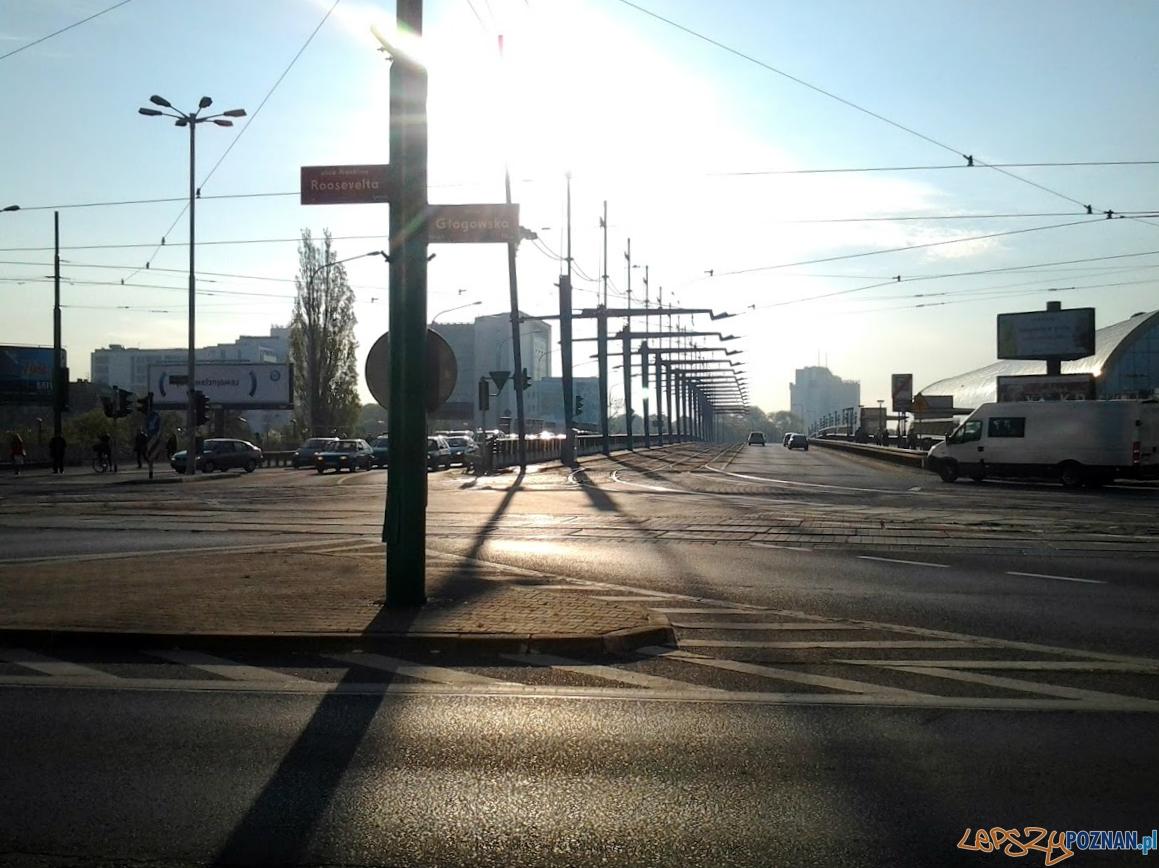 Most Dworcowy (2014.04)  Foto: lepszyPOZNAN.pl / tab