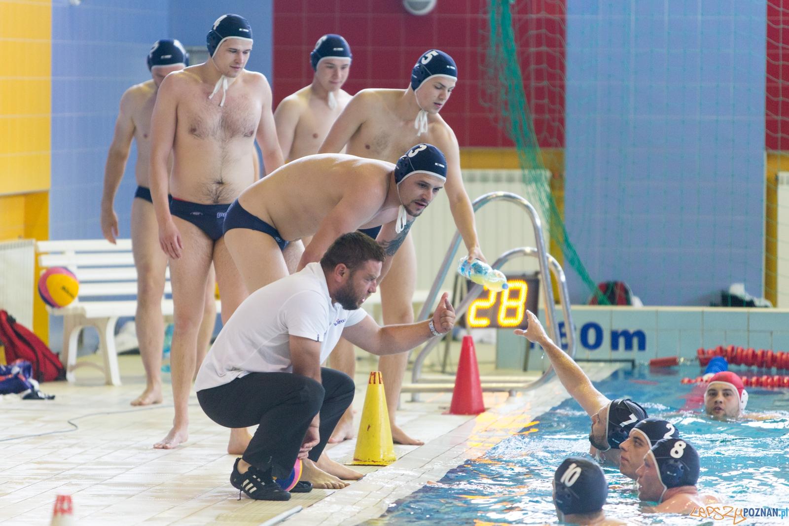 OCMER ŁSTW UŁ - KS Waterpolo Poznań  Foto: lepszyPOZNAN.pl / Piotr Rychter