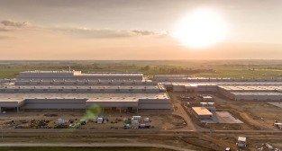 Nowa fabryka Volkswagena prawie gotowa  Foto: