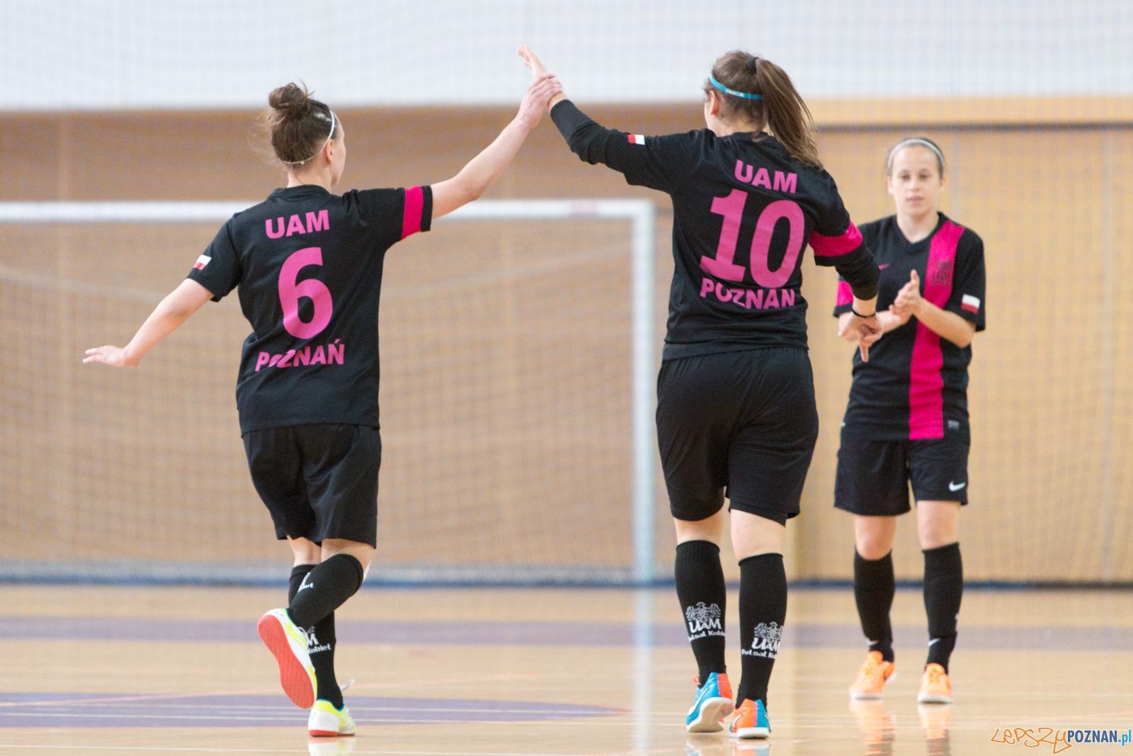 I Międzynarodowy Turniej w Futsalu Kobiet  Foto: lepszyPOZNAN.pl / Piotr Rychter