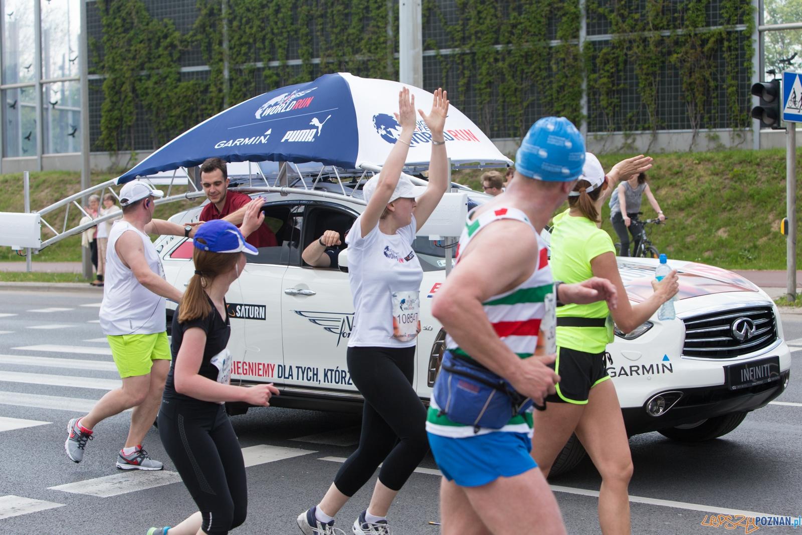Wings For Life World Run  Foto: lepszyPOZNAN.pl / Piotr Rychter