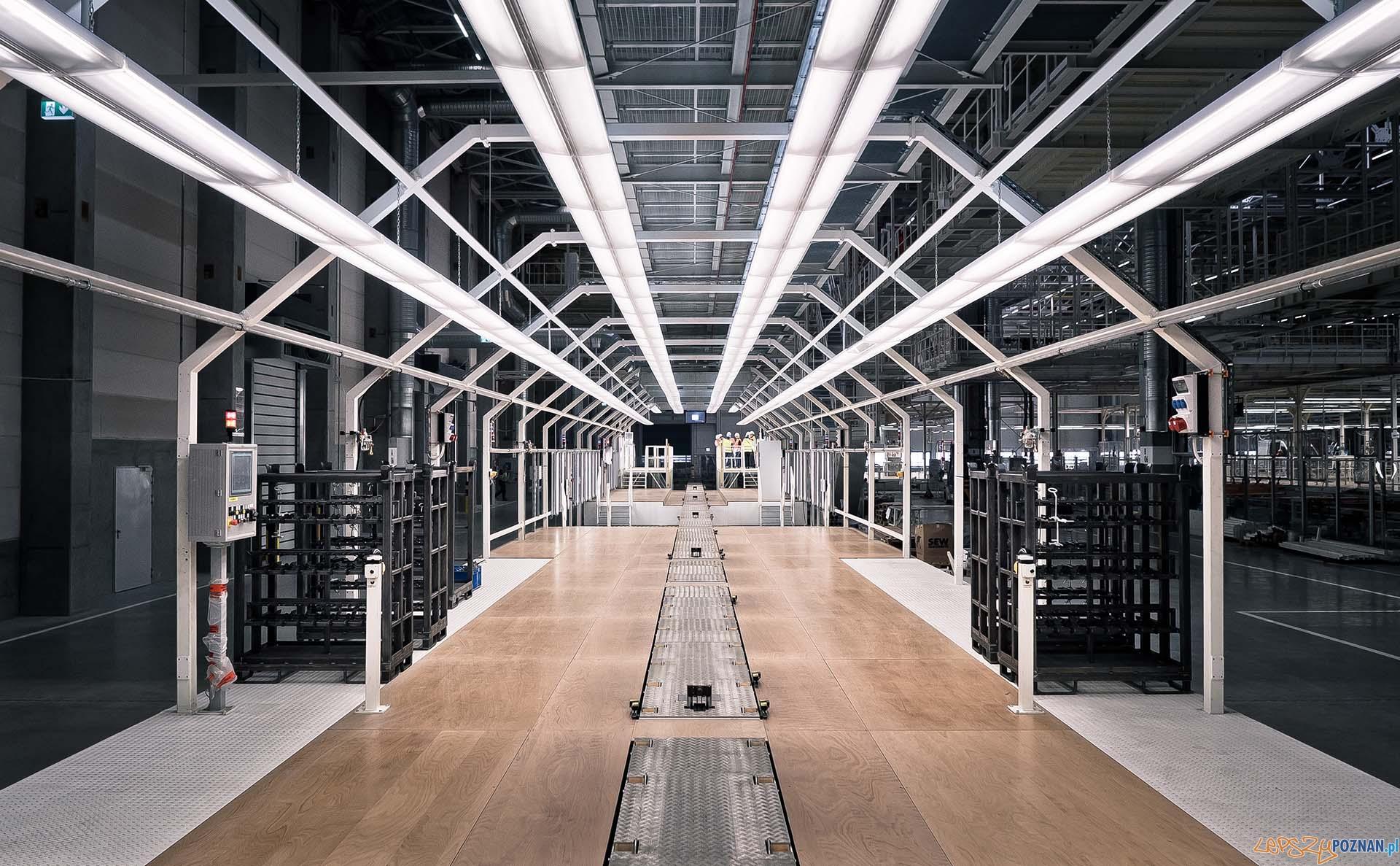 Nowa fabryka Volkswagena  Foto: