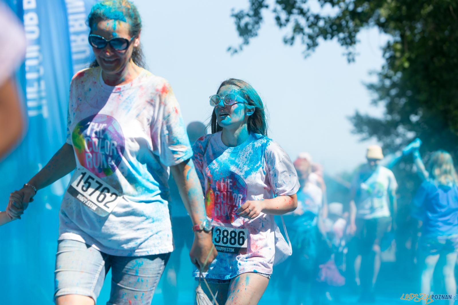 The Colour Run  Foto: lepszyPOZNAN.pl / Piotr Rychter