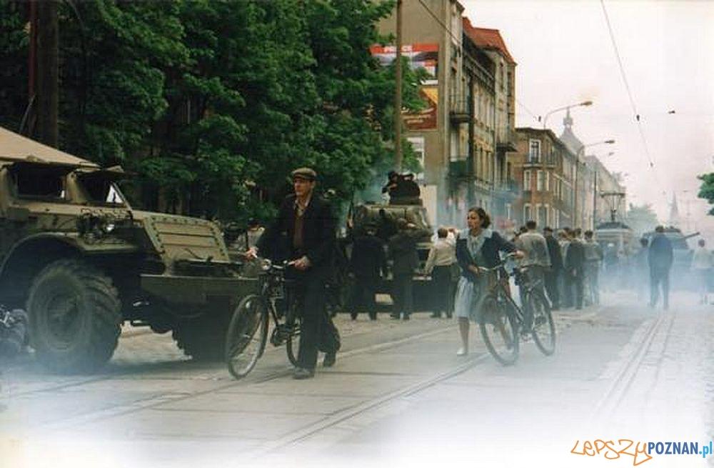 Poznań 56 - kadr z filmu  Foto: