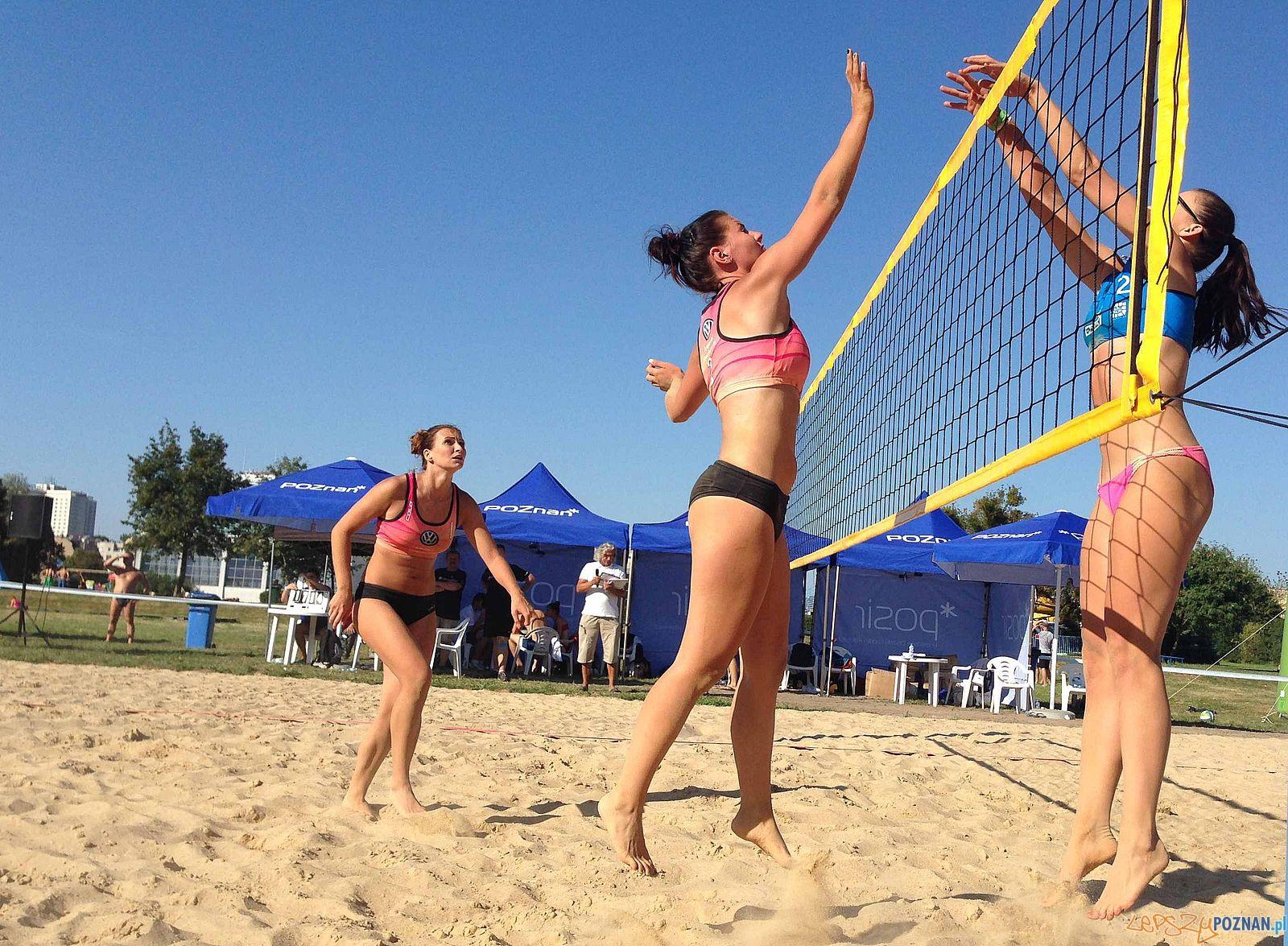 Siatówka plażowa na Chwiałce (4)  Foto: