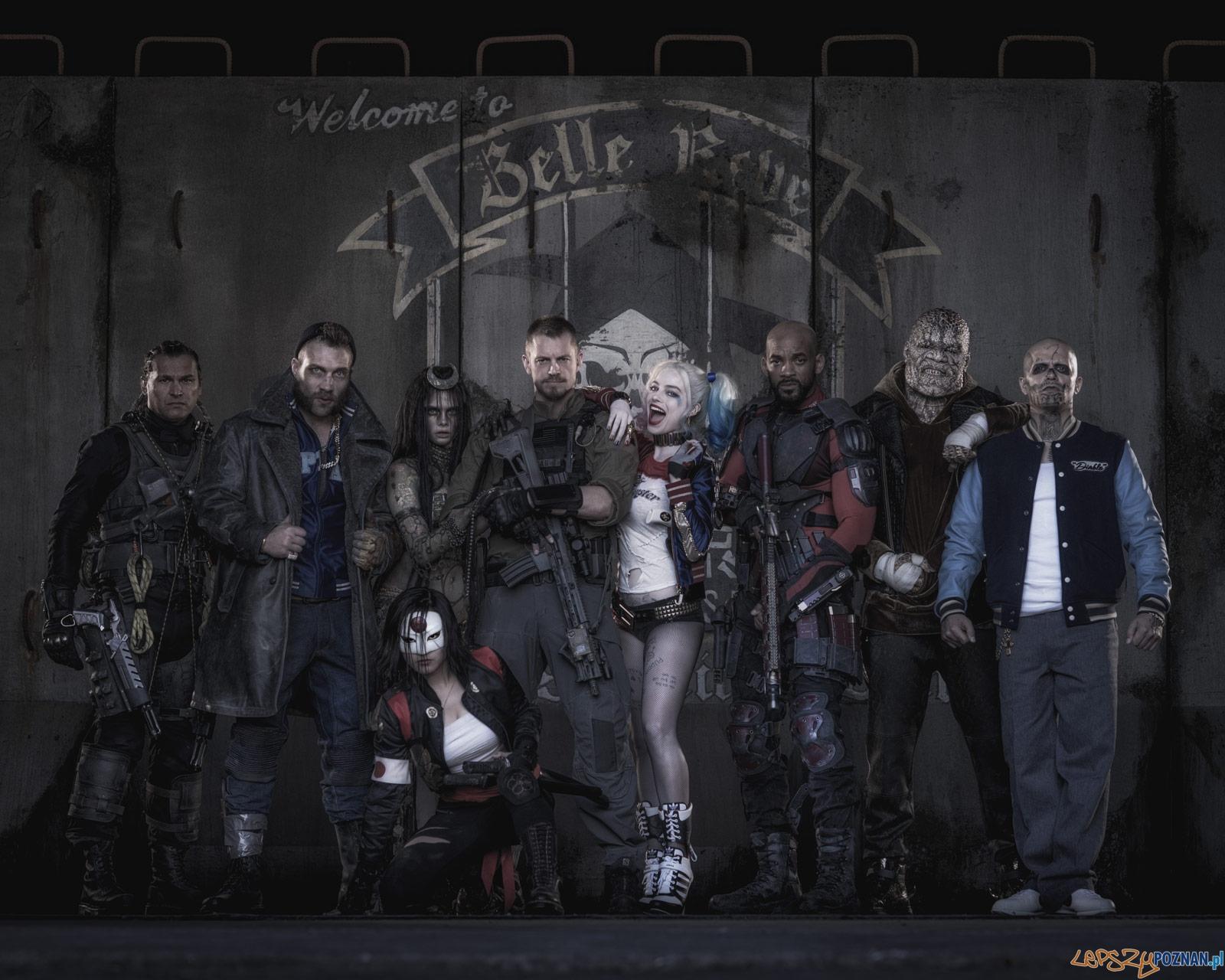 Legion samobójców  Foto: © 2013 Warner Bros. Entertainment Inc.