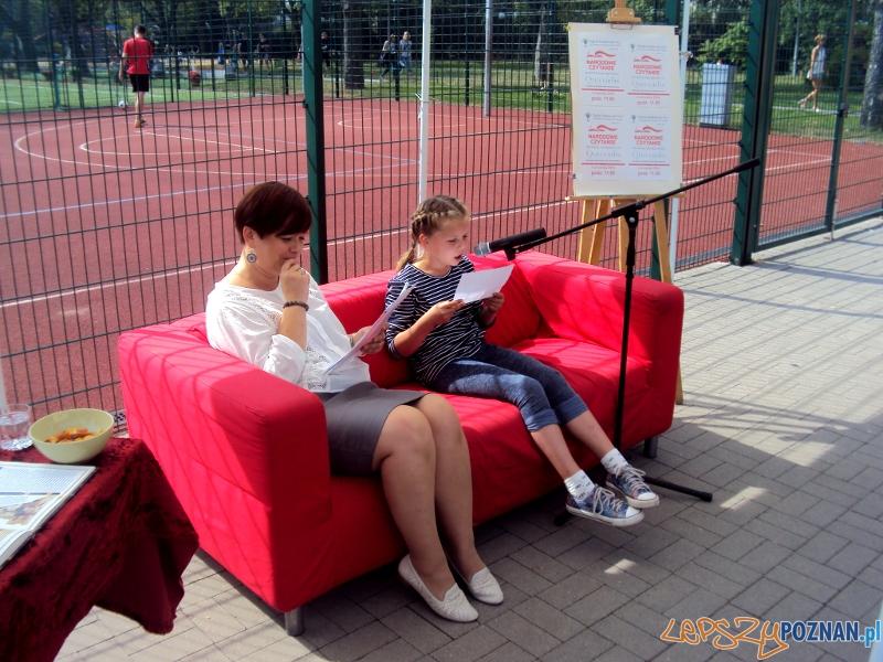 Narodowe Czytanie w OJ nr 2 w Poznaniu  Foto: