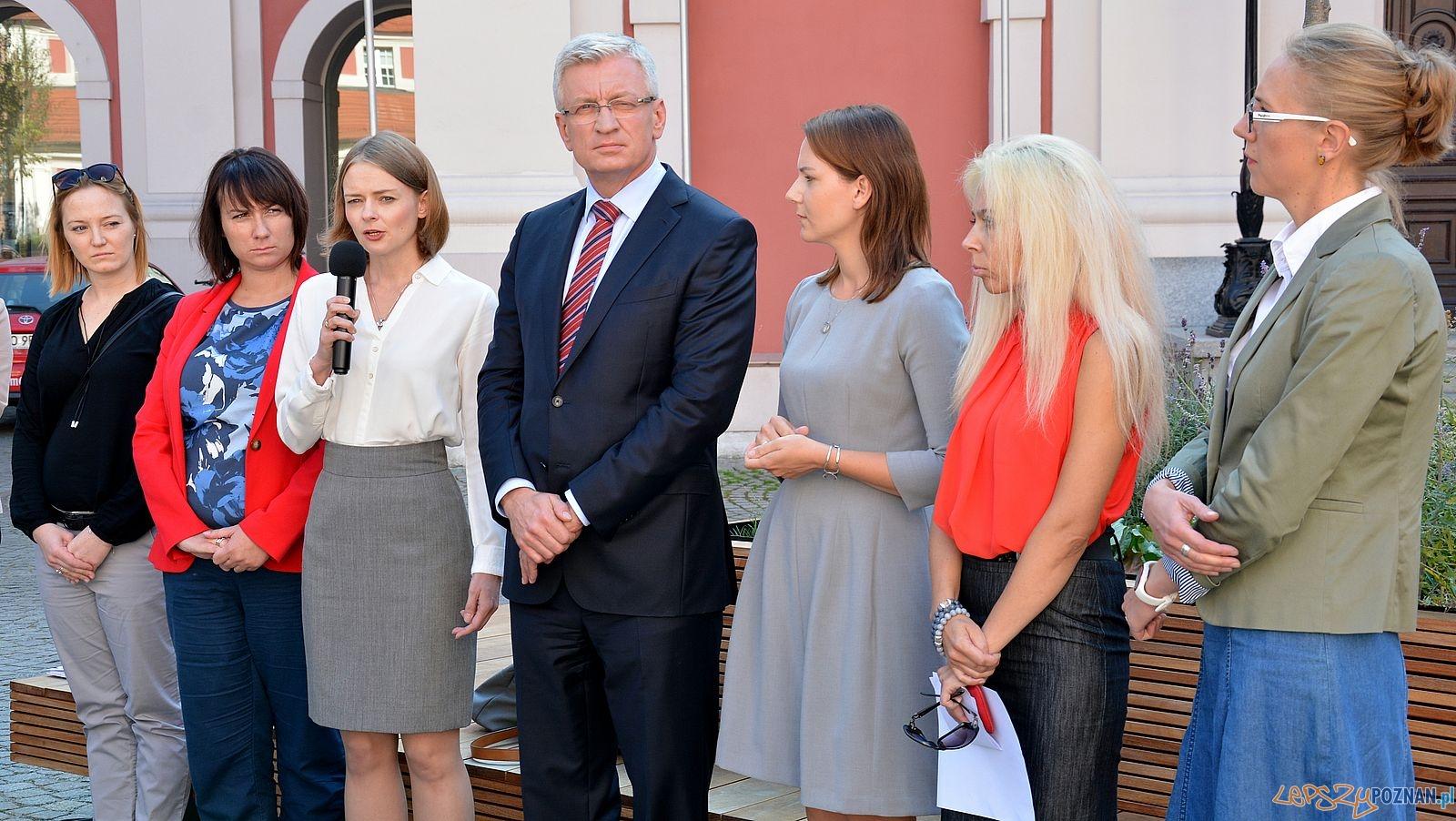 Prezydent Jaśkowiak - Poznań będzie wspierał zabiegi in vitro  Foto: UMP