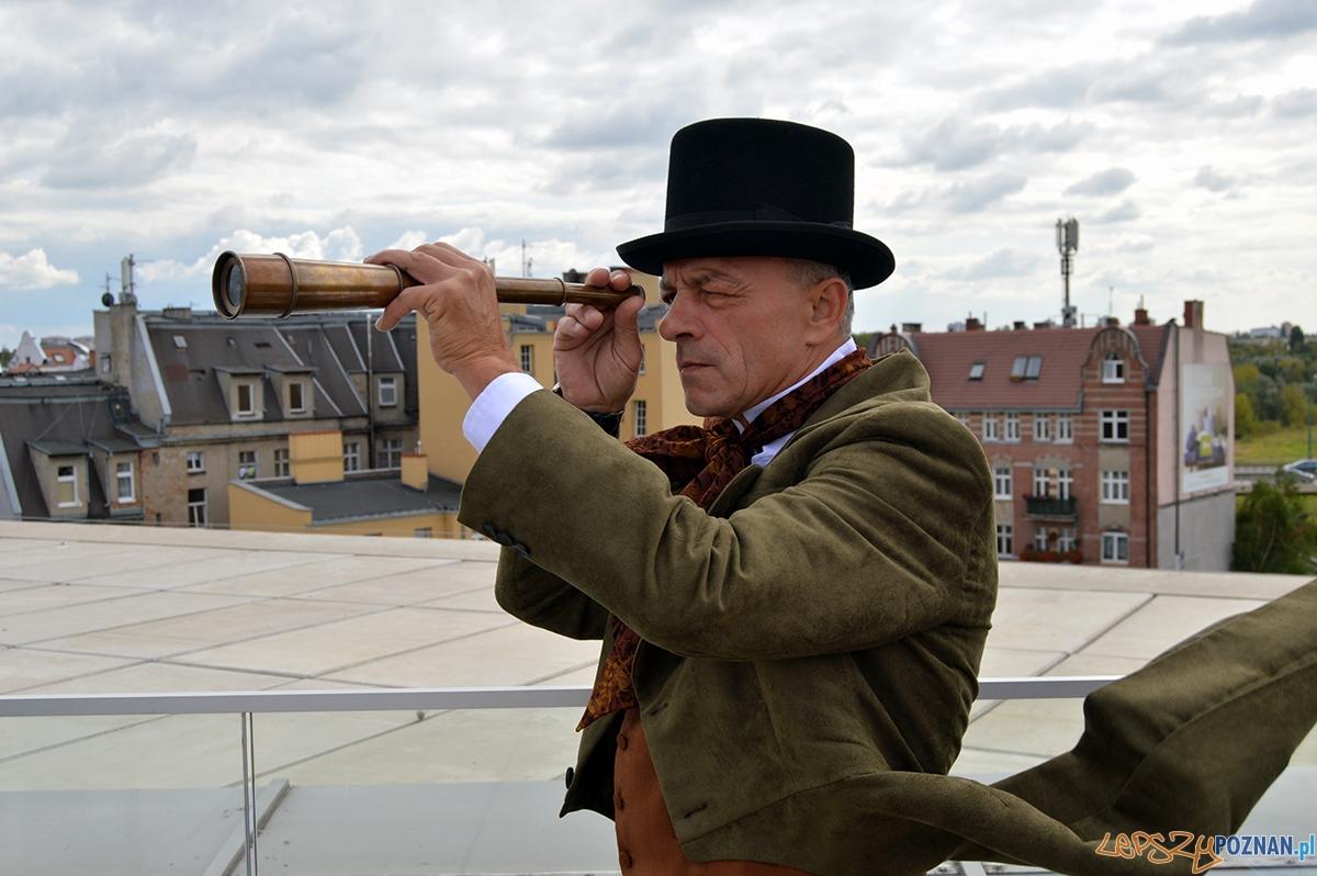 Flâneur zaprasza na Weekend z Historią  Foto: UMP