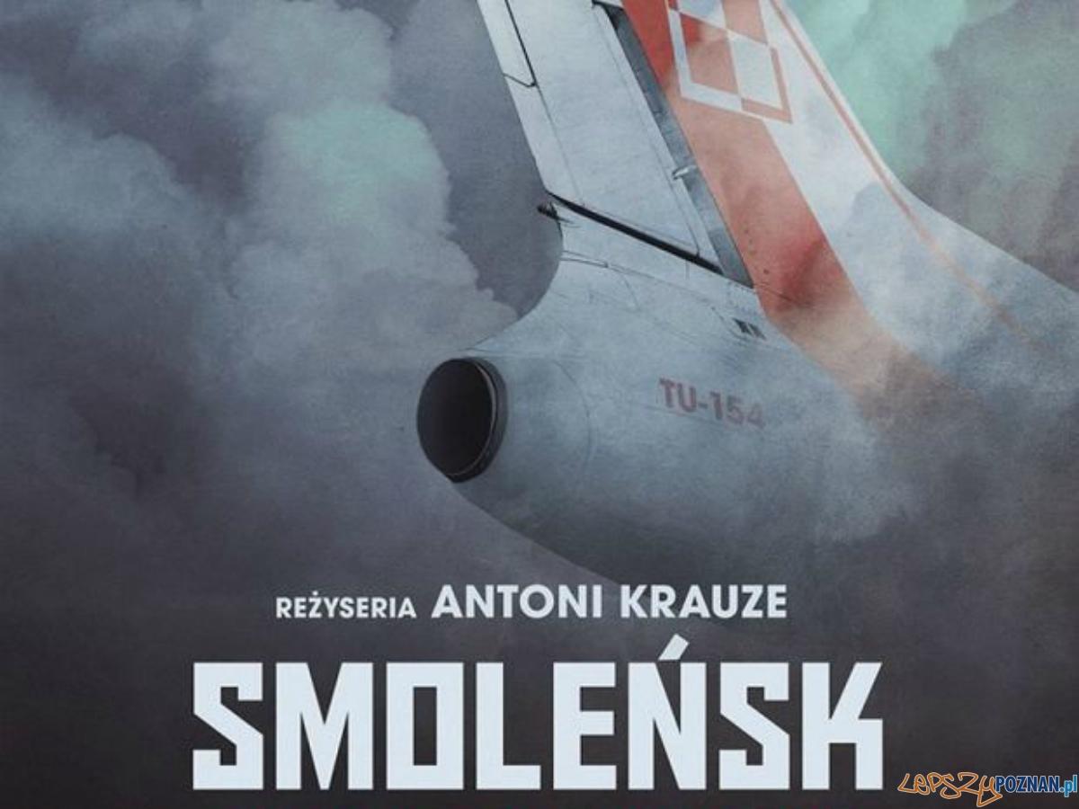 Plakat - Smoleńsk (fragment)  Foto: Kino Świat
